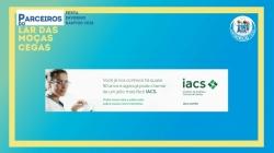 BANNER IACS INSTITUTO DE ANÁLISE CLÍNICAS - SITE WWW.IACS.COM.BR
