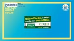 BANNER UNIMED SANTOS TEL: 4009.8210