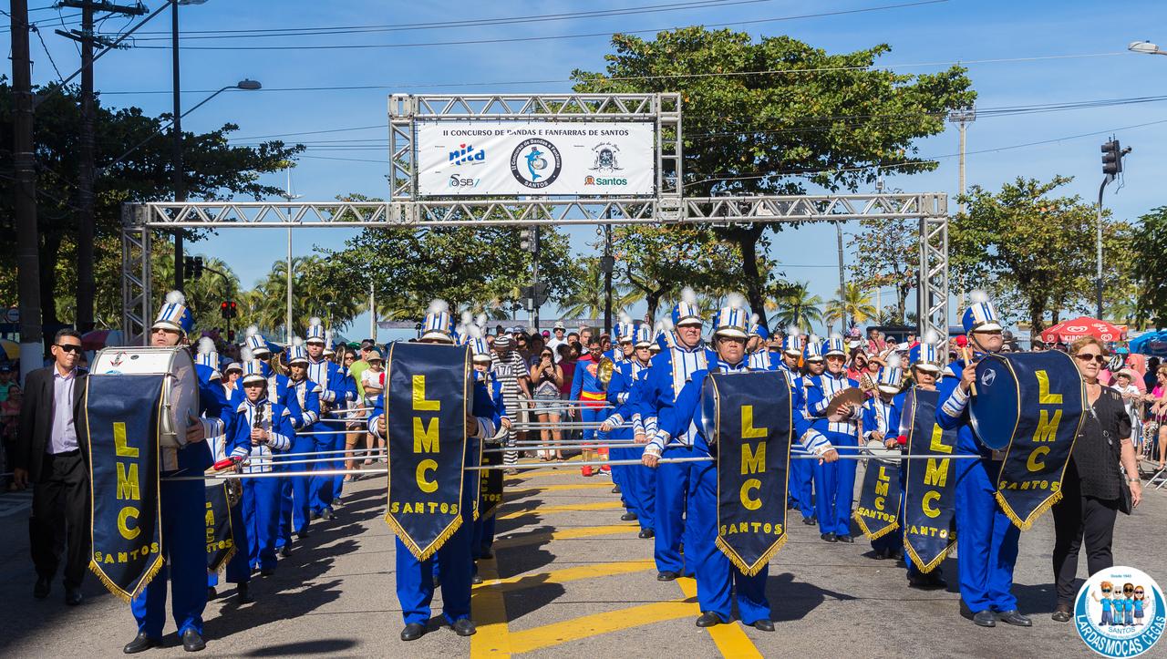Banda do LMC faz apresentações especiais nesta semana