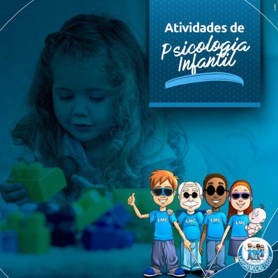 Atividades de Psicologia Infantil para fazer em casa