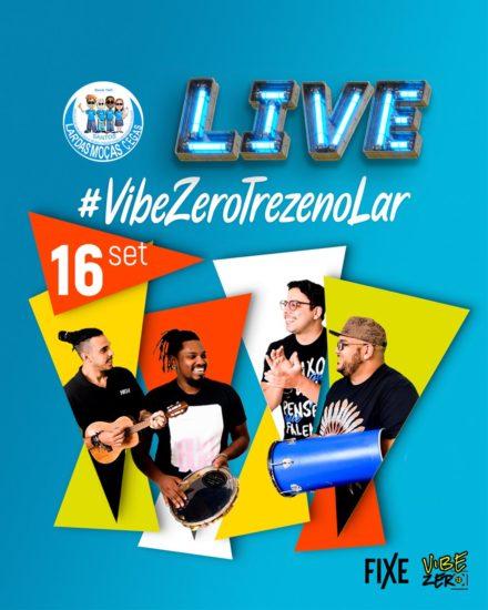 Acompanhe a Live LMC + Grupo Vibe 013