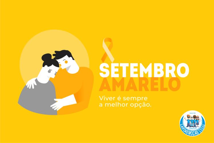 Psicólogas do Lar ressaltam a importância do Setembro Amarelo