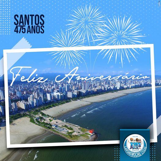 Feliz Aniversário, Santos!