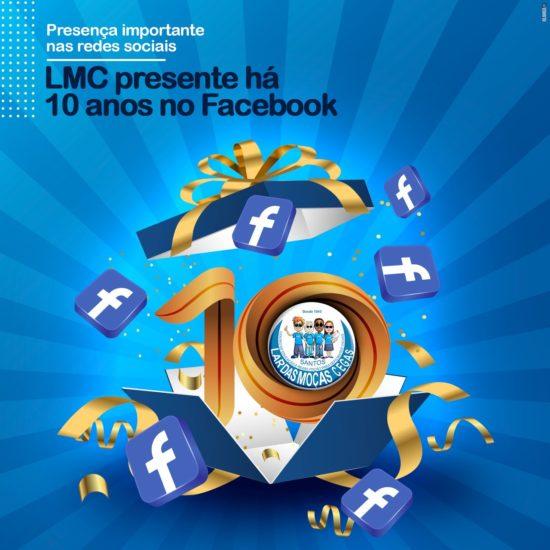 10 anos do Lar no Facebook!