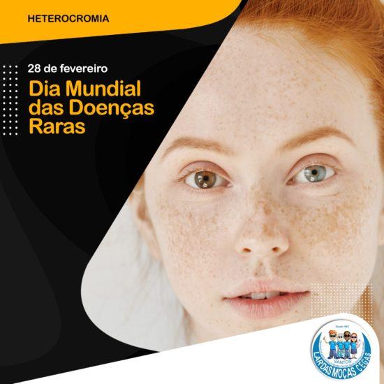 28 de Fevereiro: Dia Mundial das Doenças Raras
